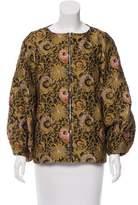 Suno Oversize Brocade Jacket