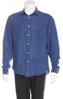 Hartford Linen Woven Shirt