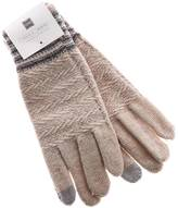 Charmed by JLM Ivory Knit Gloves