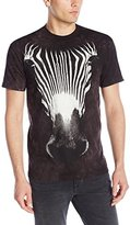 The Mountain Big Face Grevy's Zebra USA T-Shirt