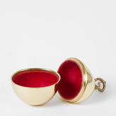 Paul Smith Small Knotted Cherry Ring Holder - Ghidini 1961