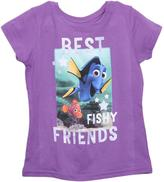 Disney Girl's Finding Dory Graphic Tee