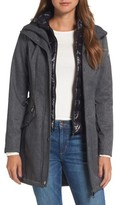 GUESS Women's Anorak With Detachable Hooded Vest