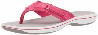 Clarks Women's CloudSteppers Breeze SEA Sandal