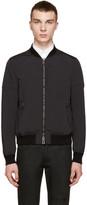 Belstaff Black Nylon Stockdale Jacket