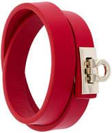 Salvatore Ferragamo Gancio wrap bracelet