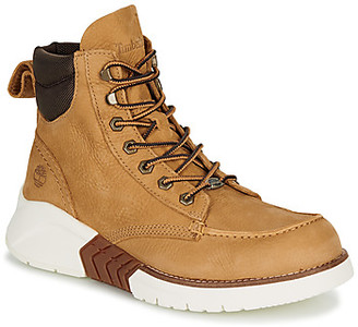 MTCR MOC TOE BOOT men's Mid Boots in Brown