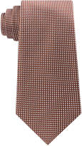 Sean John Men's Micro Brick Texture Silk Tie