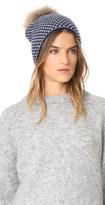 Inverni Two Tone Checker Hat