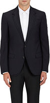 Lanvin MEN'S EVOLUTION WOOL WORSTED TWO-BUTTON SPORTCOAT