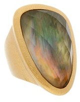 Rivka Friedman 18k Clad Ring.