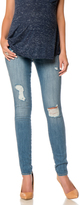 A Pea in the Pod Genetic Denim Shya Secret Fit Belly 5 Pocket Maternity Jeans