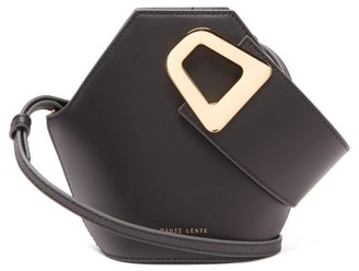Danse Lente Johnny Xs Leather Bucket Bag - Womens - Black