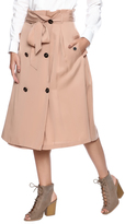 J.o.a. Trench Skirt