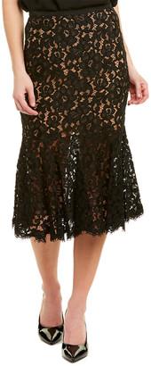 Michael Kors Silk-Lined Skirt