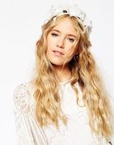 Asos WEDDING Lily Flower Headband