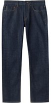 Jigsaw Japanese Selvedge Denim Straight Jeans, Indigo