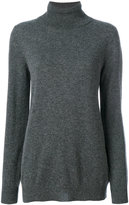 Max Mara Studio fitted knitted sweater
