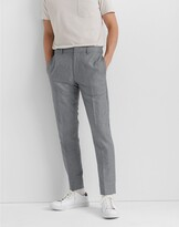 Club Monaco Sutton Micro-Check Pant