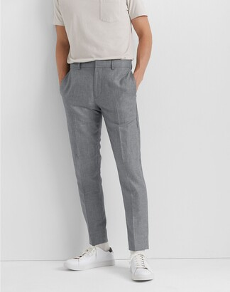 Club Monaco Sutton Micro-Check Pants