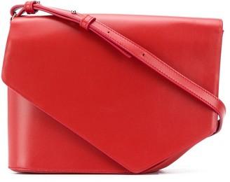 Christian Wijnants Arjana leather shoulder bag