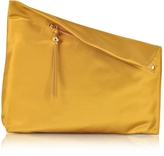Mustard Clutch Bag - ShopStyle UK