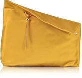 Mustard Clutch Bag - ShopStyle UK