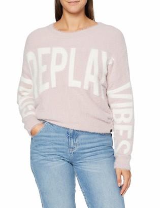 Replay Women's Dk7080.000.g22996 Pullover Sweater
