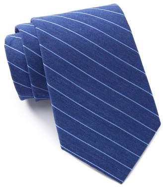 Calvin Klein Denim Pack Stripe Tie