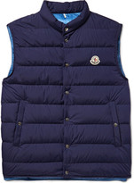 Moncler - Febe Quilted Shell Down Gilet
