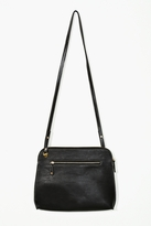 Nasty Gal High Contrast Crossbody Bag