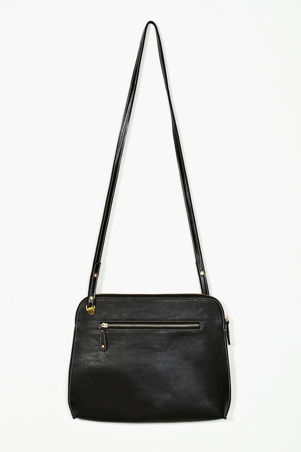 Nasty Gal High Contrast Crossbody Bag