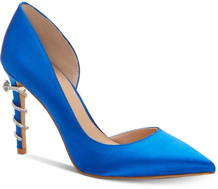 INC International Concepts I.n.c. Women Keeley Ring-On-Heel Bridal Pumps, Women Shoes