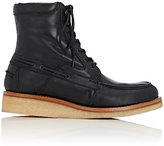 Bruno Magli WOMEN'S HULLET ANKLE BOOTS-BLACK SIZE 5