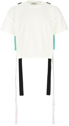 Ambush Logo Ribbon Detail T-Shirt
