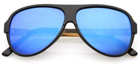 d661d2437091 Mens Metal Flat Top Sunglasses - ShopStyle