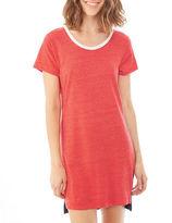 Alternative Eco-Jersey Tee Shirt Dress