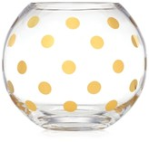 Kate Spade Pearl Place Rose Bowl Vase