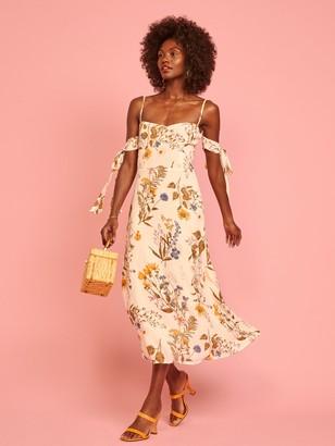 Reformation Mimosa Dress