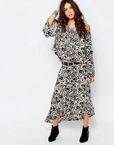 One Teaspoon Californian Lover Maxi Dress