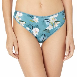 Fantasie Women's Camilla Floral and Jade Thong L