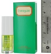 Coty EMERAUDE by for WOMEN: COLOGNE SPRAY .37 OZ MINI (note* minis approximately 1-2 inches in height)