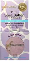 Out of Africa Lavender Shea Butter, 5-Ounce Tin
