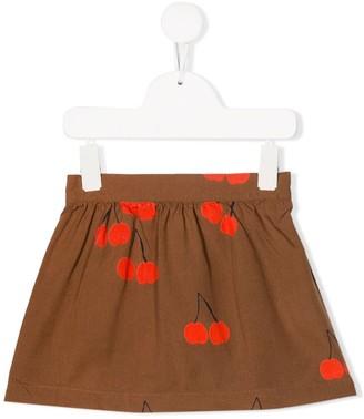 Mini Rodini cherry print skirt