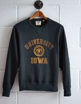 Tailgate Iowa Hawkeyes Crew Sweatshirt