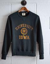 Tailgate Men's Iowa Hawkeyes Crew Sweatshirt