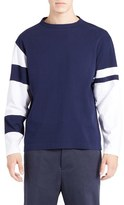 Marni Men's Colorblock Sleeve T-Shirt