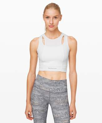 Lululemon New Ambition Cropped Tank *Online Only