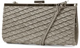 Jessica McClintock Laura Sparkle Frame Convertible Clutch