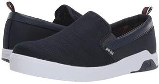 Ben Sherman Harry Slip-On (Navy Textile) Men's Shoes